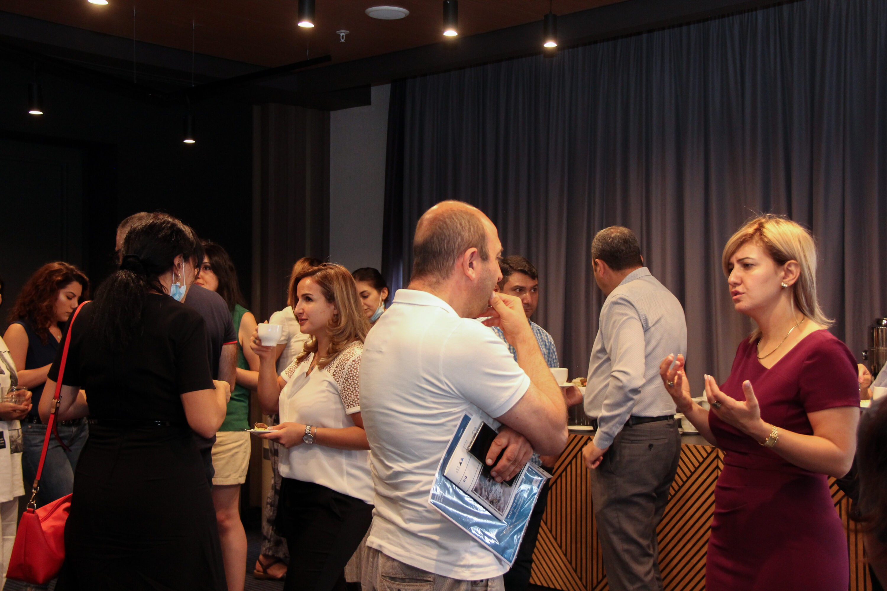 """""""Armenia: Empowering the Private Sector to Support Democratic Transition"""" project outcomes"""
